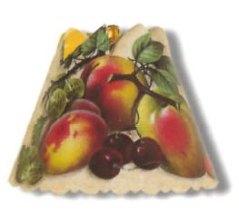 Harvest Fruit Spin Shade Night Light